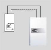Проточный водонагреватель Kospel KDE-24 BONUS - фото przelacznik_trybu_pracy.jpg