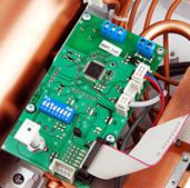 Проточный водонагреватель Kospel KDE-24 BONUS - фото KDE_sterowanie-elektroniczne.jpg